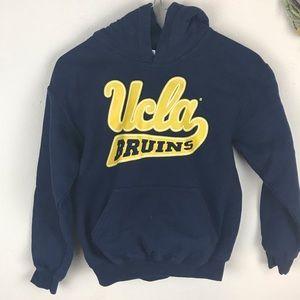 GILDAN Heavy Blend UCLA Youth Hoodie Sweatshirt
